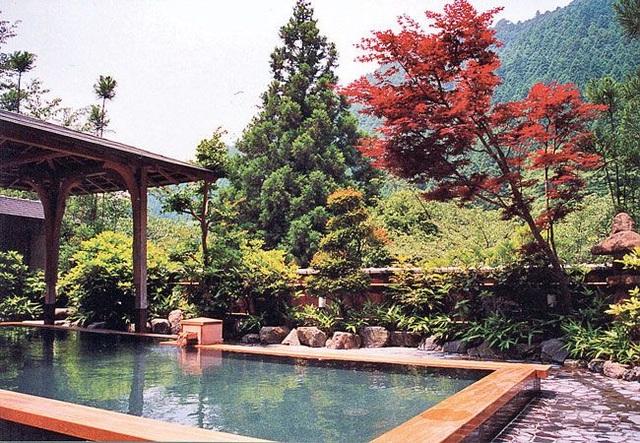 Những onsen đẹp nhất cố đô Kyoto - 4