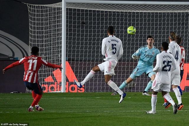 Atletico - Real Madrid: Bước ngoặt sống còn - 2