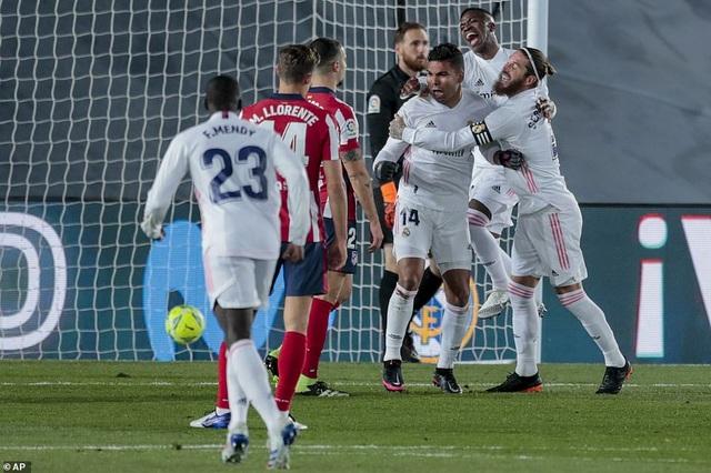 Atletico - Real Madrid: Bước ngoặt sống còn - 1