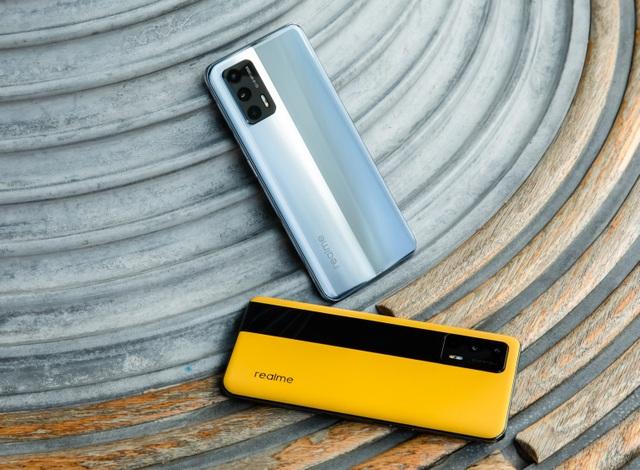 Loạt smartphone giá rẻ mới ra mắt của Realme và Xiaomi  - 1