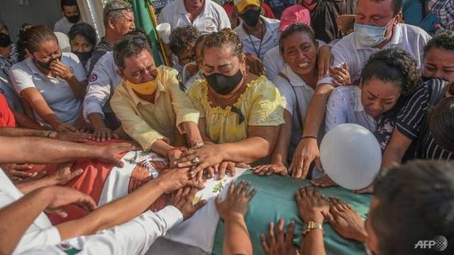 64 chính trị gia Mexico bị sát hại trước thềm bầu cử - 1