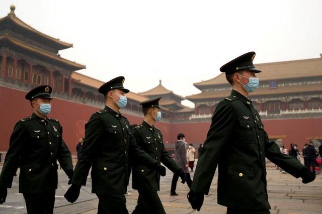 Tướng Trung Quốc kêu gọi tăng chi tiêu quân sự, đề phòng xung đột với Mỹ - 1
