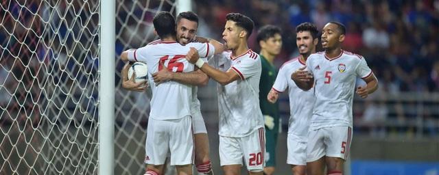 UAE tuyên bố sẽ thắng đội tuyển Việt Nam tại vòng loại World Cup - 2