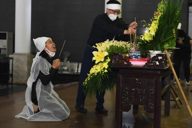 Nghệ sĩ ngậm ngùi tiễn biệt ông già hiền lành, chất phác của màn ảnh Việt - 6