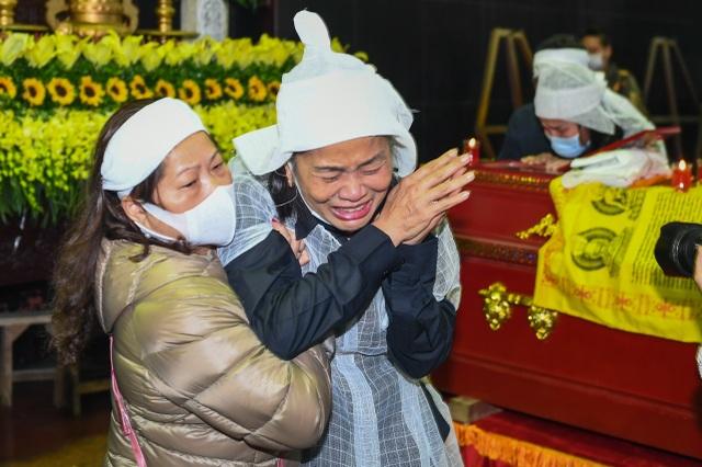 Nghệ sĩ ngậm ngùi tiễn biệt ông già hiền lành, chất phác của màn ảnh Việt - 7