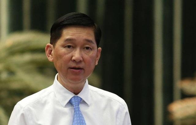 Đề nghị xử lý nghiêm khắc nguyên Phó Chủ tịch TPHCM Trần Vĩnh Tuyến - 1