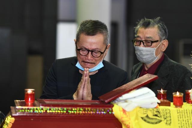 Nghệ sĩ ngậm ngùi tiễn biệt ông già hiền lành, chất phác của màn ảnh Việt - 19