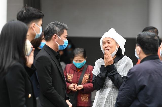 Nghệ sĩ ngậm ngùi tiễn biệt ông già hiền lành, chất phác của màn ảnh Việt - 9