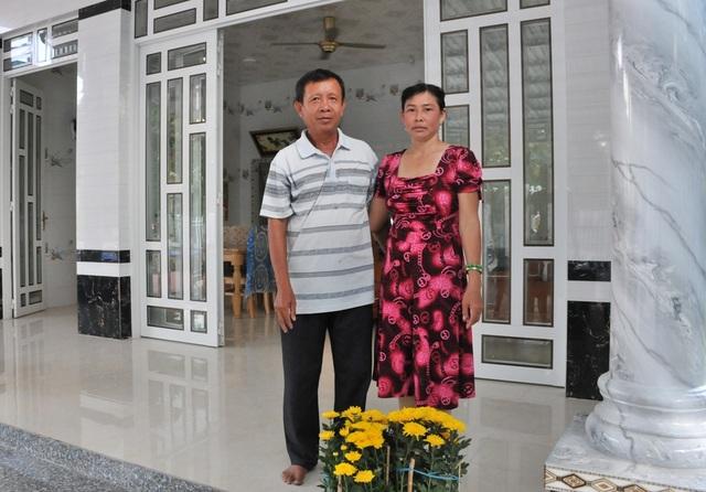 Chuyện về cả gia đình đăng ký đi XKLĐ, có tiền xây nhà ở Đồng Tháp - 1
