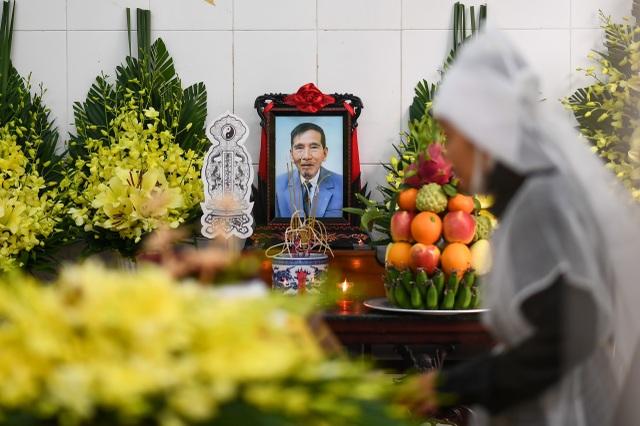 Nghệ sĩ ngậm ngùi tiễn biệt ông già hiền lành, chất phác của màn ảnh Việt - 1