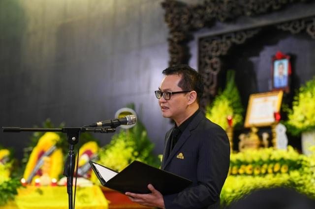 Nghệ sĩ ngậm ngùi tiễn biệt ông già hiền lành, chất phác của màn ảnh Việt - 4