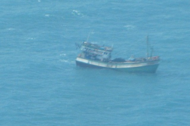 Cà Mau báo cáo việc tàu cá bị Hải quân Thái Lan bắt giữ - 3
