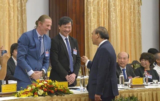 Thủ tướng: Sẽ xuất hiện các tập đoàn khổng lồ mang tên Việt Nam - 4