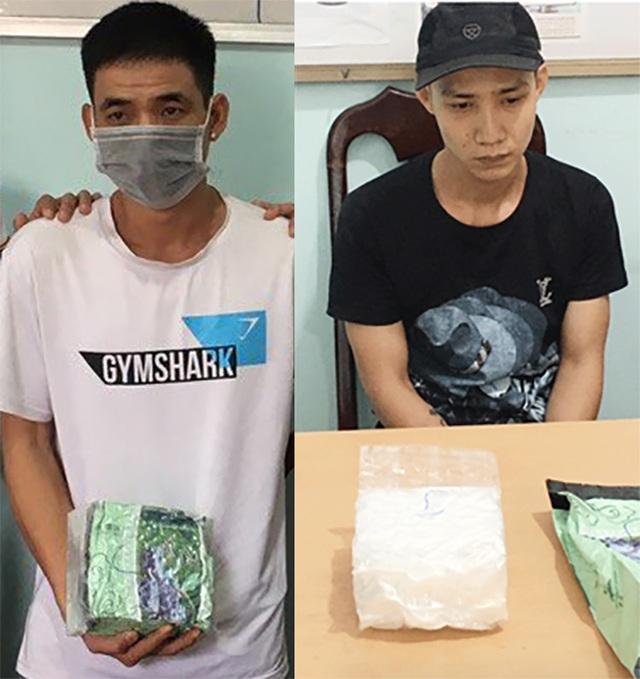 Triệt phá hàng loạt vụ án ma túy, thu giữ 1,5 bánh heroin, 1,7kg ma túy đá - 4