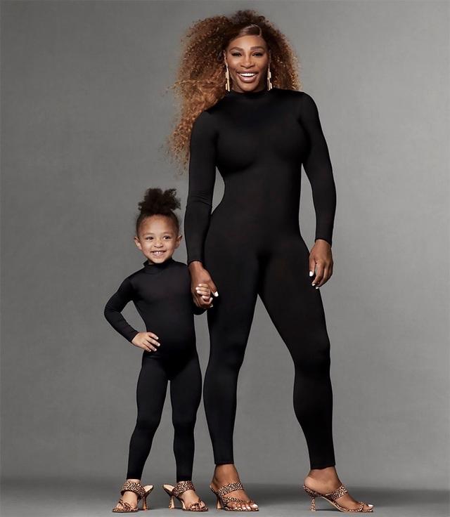 Loạt ảnh thời trang ấn tượng của Serena Williams cùng con gái - 2