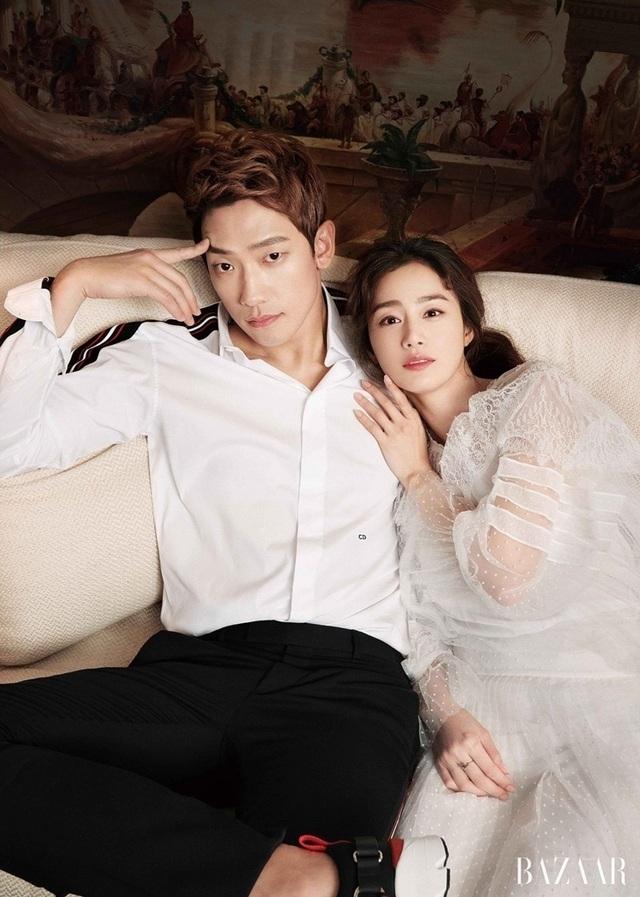 Bí mật hôn nhân hạnh phúc của cặp đôi vàng Bi Rain và Kim Tae Hee - 3