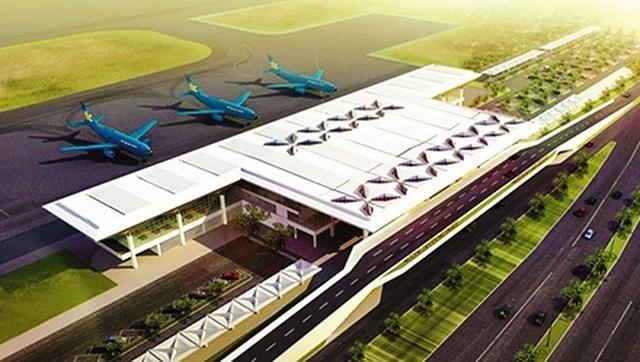 Nhiều tập đoàn lớn xếp hàng chờ rót tiền xây sân bay Quảng Trị - 1