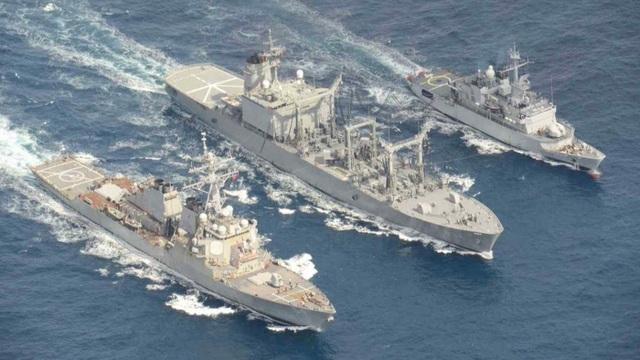 Hải quân châu Âu dồn dập tới vùng biển châu Á, gửi tín hiệu tới Trung Quốc - 1