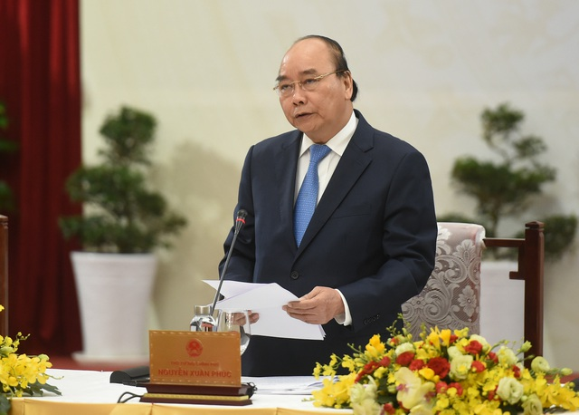 Thủ tướng Chính phủ đối thoại với giới tinh hoa, trí thức, doanh nhân - 1
