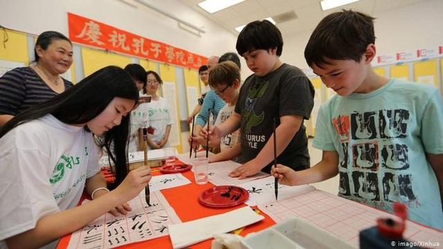 Thượng viện Mỹ thông qua dự luật siết chặt Viện Khổng Tử Trung Quốc - 1