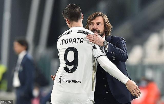 Morata bất ngờ rực sáng, Juventus xuất sắc vùi dập Lazio - 4