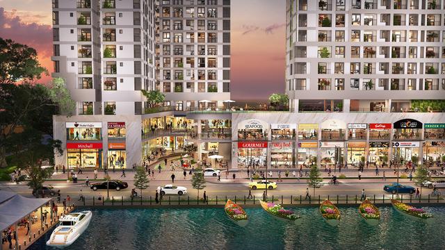 Tuyệt phẩm căn hộ view sông tiện nghi tại trung tâm Sài Gòn - 2