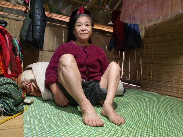 Thương người phụ nữ tật nguyền trong căn nhà nát rung bần bật khi gió lùa - 2