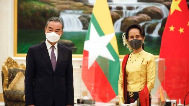 Báo Nhật phân tích lý do Trung Quốc lo ngại về chính biến ở Myanmar - 1