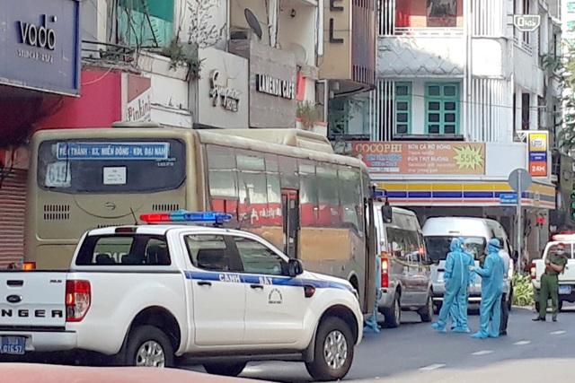 Điều tra đường dây đưa 40 người Trung Quốc nhập cảnh trái phép vào TPHCM - 1