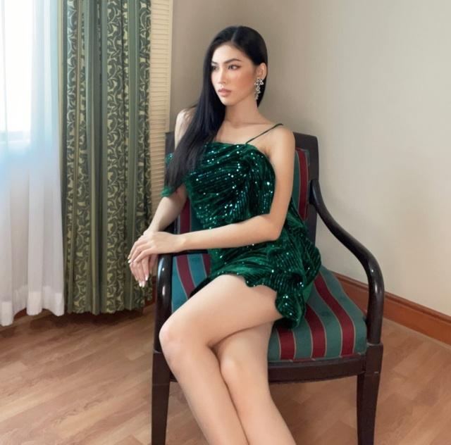 Cuộc sống của Ngọc Thảo trong khu cách ly Hoa hậu Hòa bình Thế giới - 3