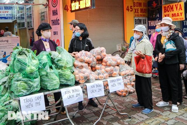 Phát miễn phí cam Hà Giang đến bệnh nhân, người lao động gặp khó khăn - 3
