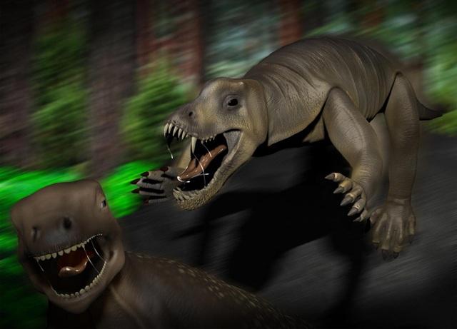 Lộ diện cỗ máy sát thủ 260 triệu năm tuổi - 1