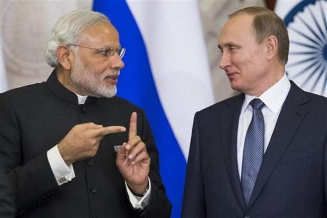 Ấn Độ đặt cược vào Bộ Tứ khiến Nga chênh vênh trong trò chơi quyền lực - 1