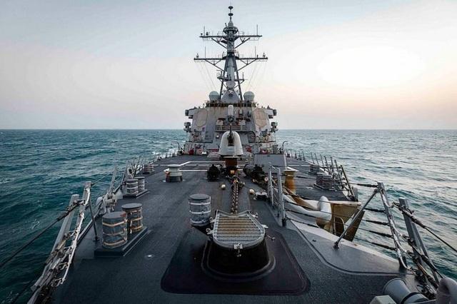 Mỹ dồn dập gia tăng sức ép với Trung Quốc - 1