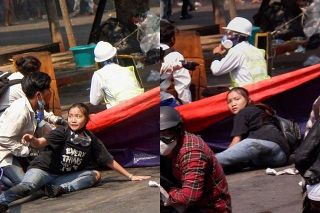 Tranh cãi quanh vụ khai quật mộ của người biểu tình 19 tuổi tại Myanmar - 2