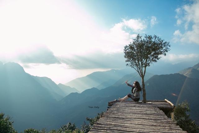 Những tọa độ sống ảo đẹp như trời Tây ở Việt Nam hút khách check-in - 1