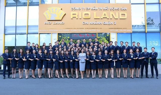 Rio Land thu hút nhân tài cho bước phát triển mới - 1