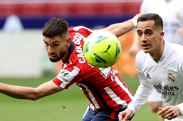 Luis Suarez ghi bàn, Atletico vẫn hòa tiếc nuối Real Madrid - 7
