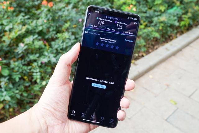 Đánh giá Xiaomi Mi 11: đối thủ của iPhone 12, Galaxy S21+ - 8
