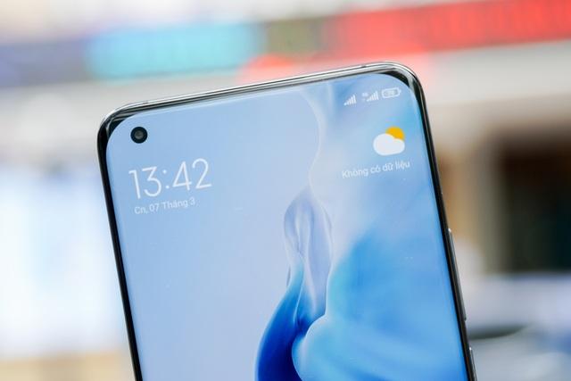 Đánh giá Xiaomi Mi 11: đối thủ của iPhone 12, Galaxy S21+ - 6