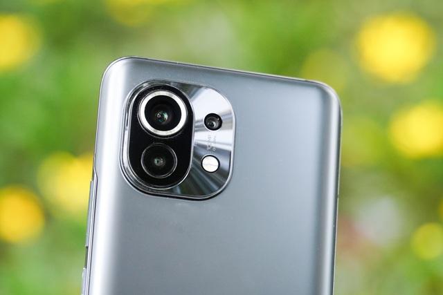 Đánh giá Xiaomi Mi 11: đối thủ của iPhone 12, Galaxy S21+ - 3