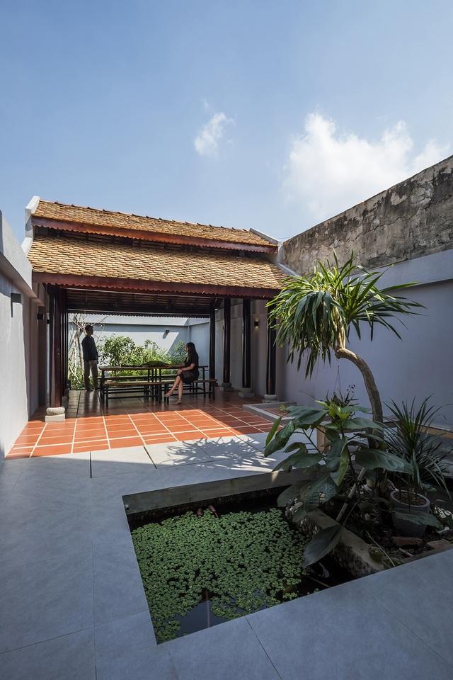 Nhà gạch mộc ở Tây Ninh giúp vợ chồng trẻ đi đâu cũng chỉ muốn trở về - 2