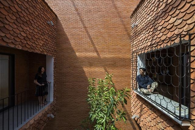 Nhà gạch mộc ở Tây Ninh giúp vợ chồng trẻ đi đâu cũng chỉ muốn trở về - 6