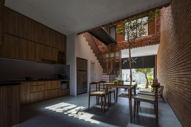 Nhà gạch mộc ở Tây Ninh giúp vợ chồng trẻ đi đâu cũng chỉ muốn trở về - 4