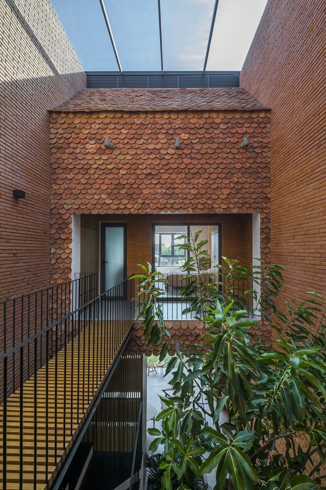 Nhà gạch mộc ở Tây Ninh giúp vợ chồng trẻ đi đâu cũng chỉ muốn trở về - 9