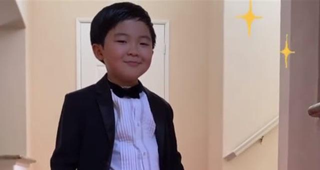 Alan S. Kim: Cậu bé 8 tuổi đáng yêu giành giải thưởng điện ảnh lớn - 1