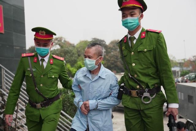 Xét xử phúc thẩm vụ án đặc biệt nghiêm trọng ở Đồng Tâm - 2