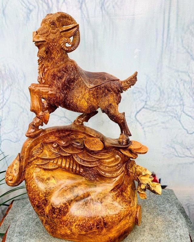 Đồ gỗ Phạm Kính - Địa chỉ mua tượng gỗ mỹ nghệ uy tín, chất lượng - 5