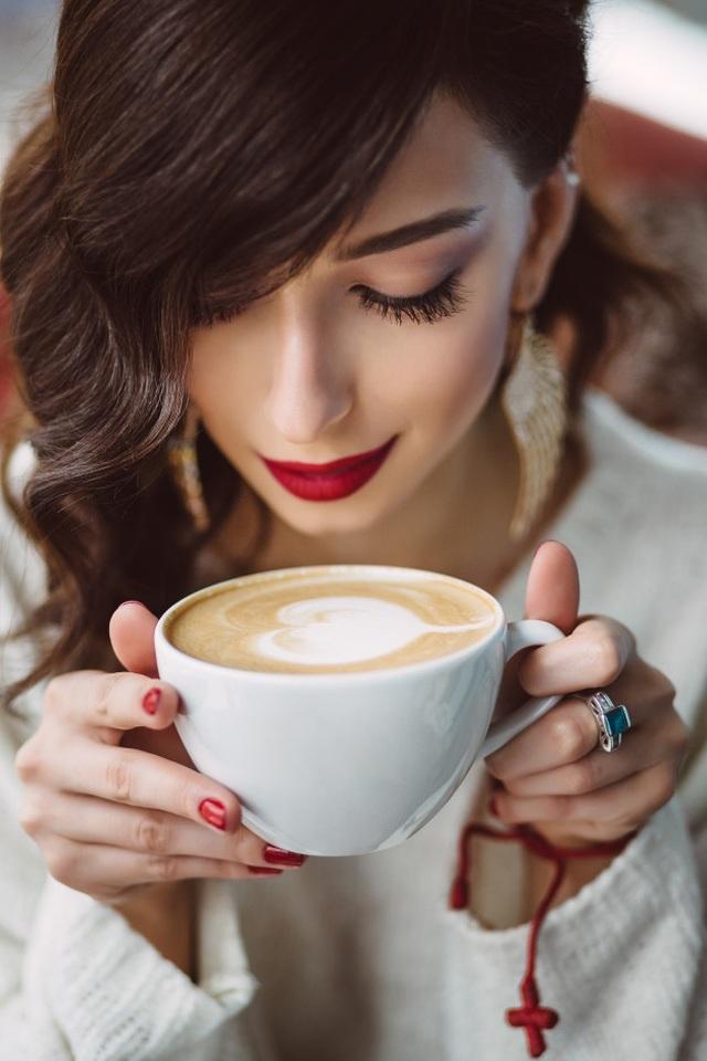 Cà phê thảo mộc giúp ta... trẻ ra? - 1