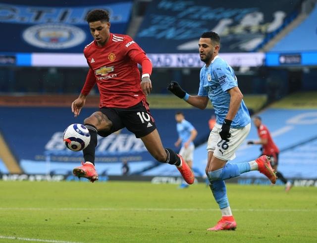 Man City 0-2 Man Utd: Đòn knock-out chớp nhoáng - 5